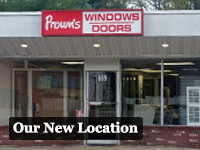 Prown's Home Improvement Store Front